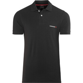 DIDRIKSONS William Polo manches courtes Homme, black